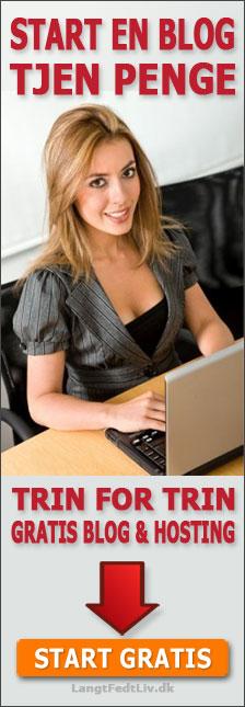 Start en Blog - Trin for trin Guide. Lær at tjene penge online - som affiliate