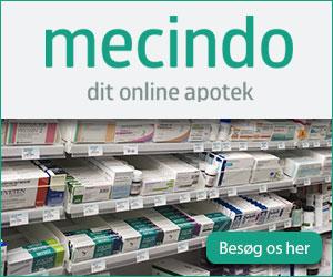 Mecindo er et online apotek. Vi har et stort sortiment inden for håndkøbsmedicin, vitaminer, kosttilskud og helsekost samt kropspleje